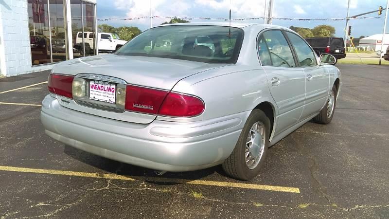 2003 Buick LeSabre Limited 4dr Sedan - Rochelle IL