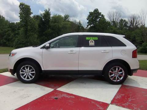 2013 Ford Edge for sale in Richmond, IN