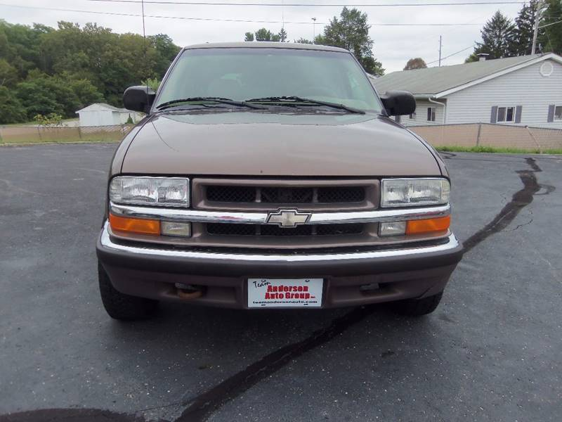 1999 Chevrolet Blazer 4dr LT 4WD SUV In RICHMOND IN  TEAM