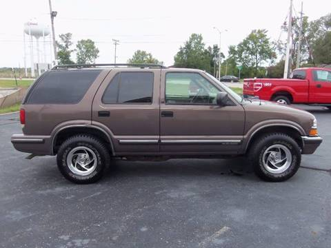 Chevrolet Blazer For Sale in Indiana  Carsforsalecom