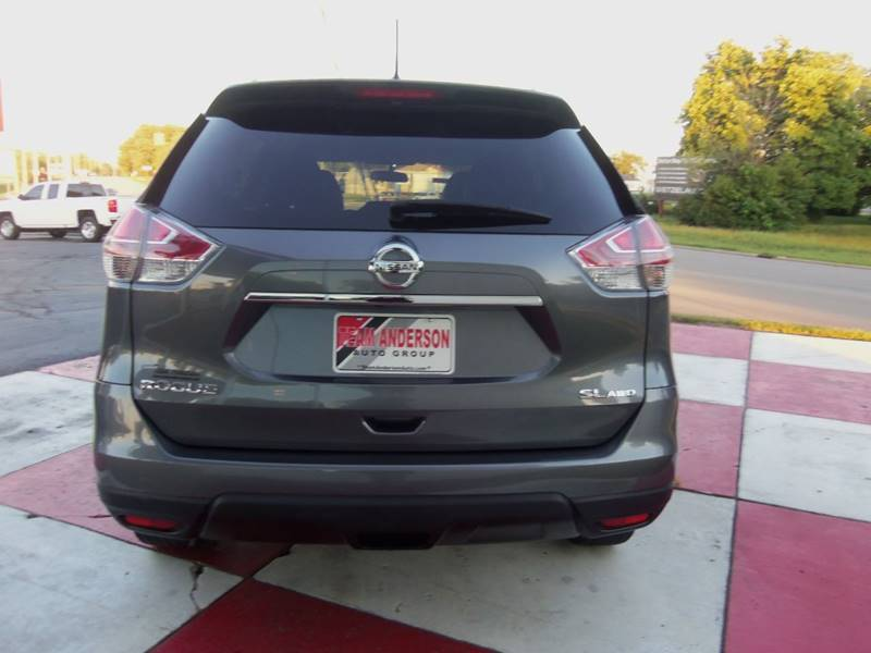 2016 Nissan Rogue AWD SL 4dr Crossover - Richmond IN