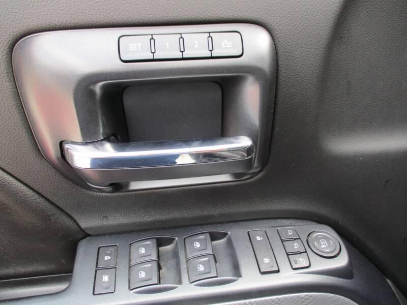 2015 Chevrolet Silverado 2500HD 4x4 LTZ 4dr Crew Cab SB - Richmond IN