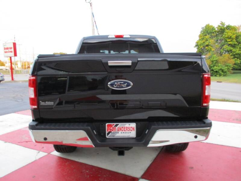 2019 Ford F-150 4x4 XLT 4dr SuperCrew 5.5 ft. SB - Richmond IN