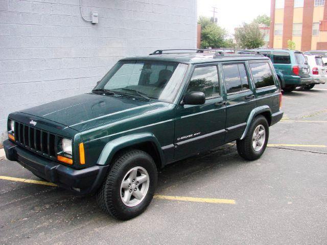 2001 Jeep Cherokee Sport   Denver CO