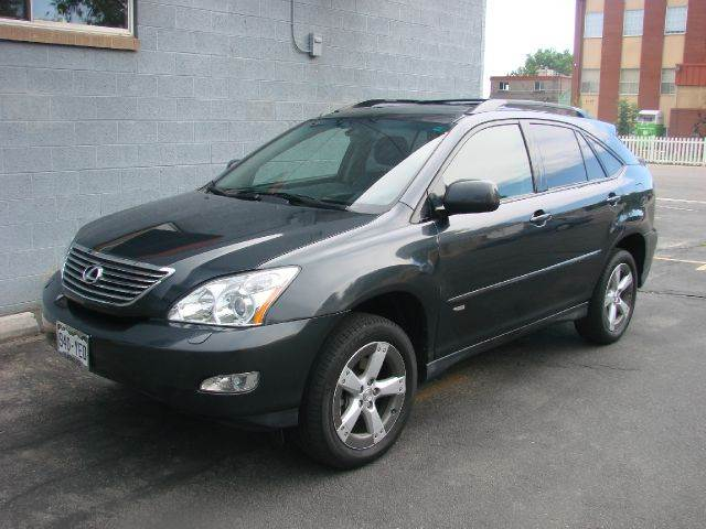 2005 Lexus Rx 330 Awd Thundercloud Edition In Denver Co The