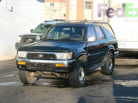 1995 Toyota 4Runner for sale at THE MANHATTAN AUTO GROUP in Greeley CO