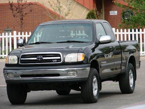 2000 Toyota Tundra for sale at THE MANHATTAN AUTO GROUP in Greeley CO