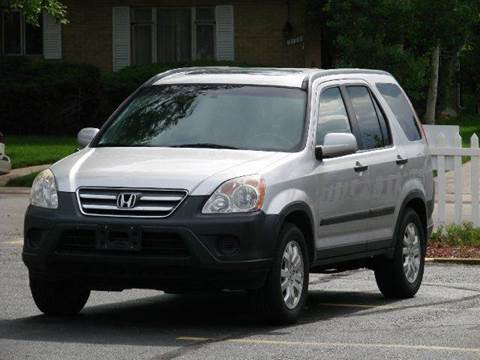 2006 Honda CR-V for sale at THE MANHATTAN AUTO GROUP in Greeley CO