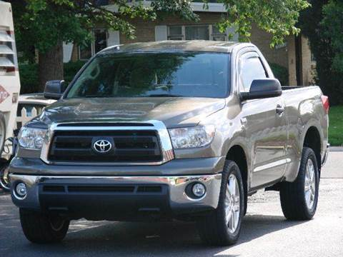 2010 Toyota Tundra for sale at THE MANHATTAN AUTO GROUP in Greeley CO