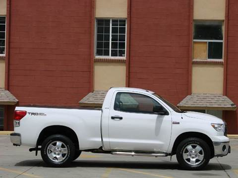 2011 Toyota Tundra for sale at THE MANHATTAN AUTO GROUP in Greeley CO