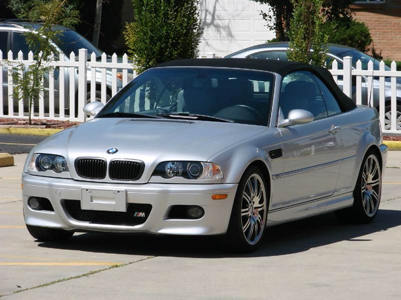 2004 BMW M3 for sale at THE MANHATTAN AUTO GROUP in Greeley CO