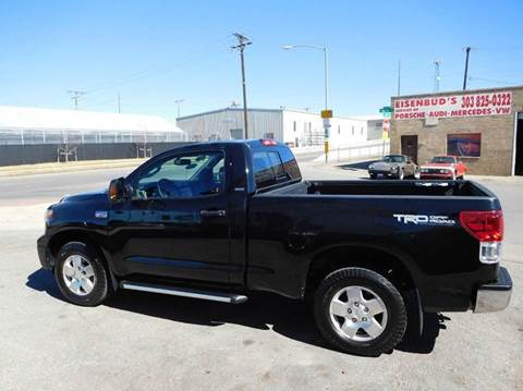 2013 Toyota Tundra for sale at THE MANHATTAN AUTO GROUP in Greeley CO