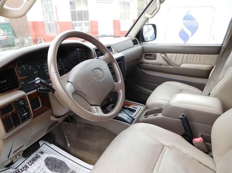 1997 Toyota Land Cruiser AWD 4dr SUV - Greeley CO