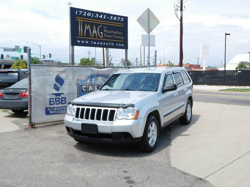2008 Jeep Grand Cherokee 4x4 Laredo 4dr SUV - Greeley CO