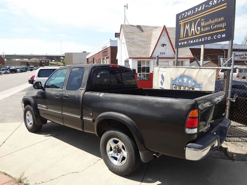 2000 Toyota Tundra 4dr Limited 4WD Extended Cab SB - Greeley CO