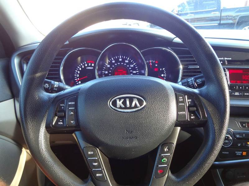 2012 Kia Optima LX 4dr Sedan 6A - Greeley CO