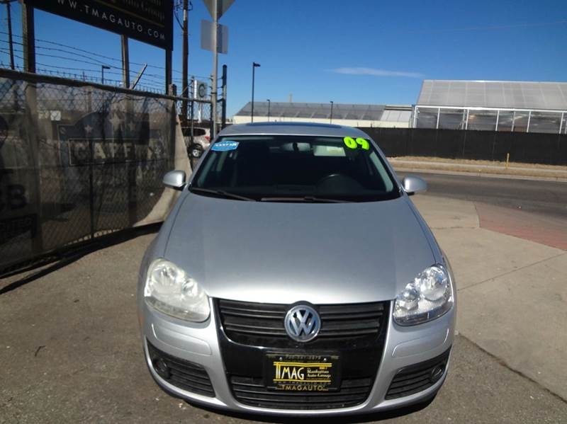 2009 Volkswagen Jetta Wolfsburg Edition 4dr Sedan 6A - Greeley CO