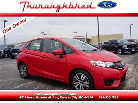 2016 Honda Fit for sale in Kansas City, MO