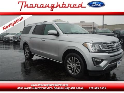 2018 Ford Expedition MAX for sale in Kansas City, MO