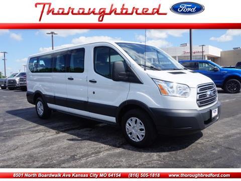 Van Chevrolet Kc >> 2018 Ford Transit Passenger For Sale In Kansas City Mo