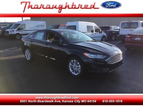 2019 Ford Fusion for sale in Kansas City, MO