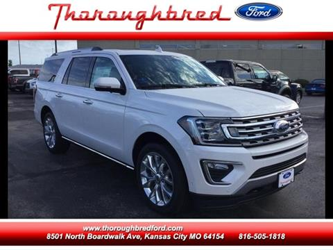 2019 Ford Expedition MAX for sale in Kansas City, MO