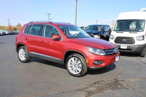 2015 Volkswagen Tiguan for sale in Kansas City, MO
