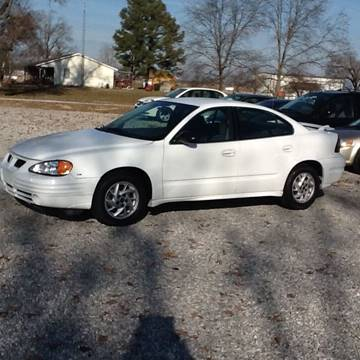 2004 Pontiac Grand Am for sale in Louisville IL
