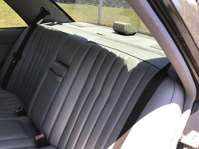 1993 Mercedes-Benz 190-Class 190 E 2.6 4dr Sedan - Statesville NC