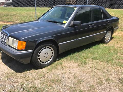1993 Mercedes-Benz 190-Class for sale in Statesville, NC