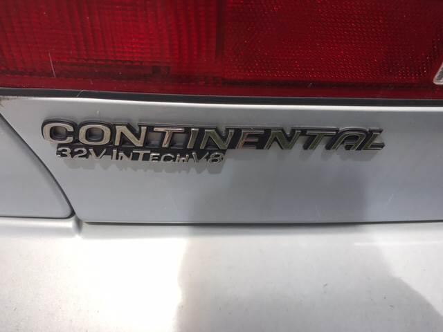1997 Lincoln Continental 4dr Sedan - Statesville NC