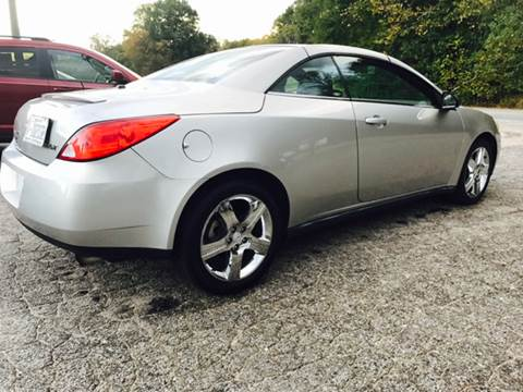 2008 Pontiac G6 for sale in Statesville, NC