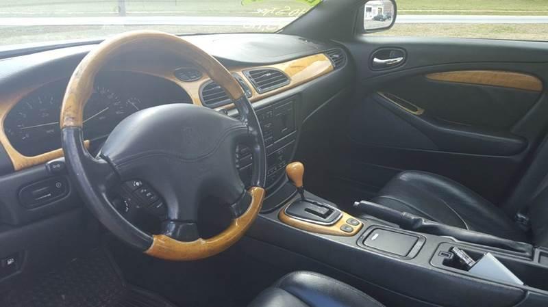 2000 Jaguar S-Type 4.0 4dr Sedan - Statesville NC