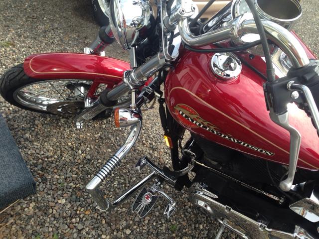 1995 Harley-Davidson Wide Glide 1430Cc - Statesville NC