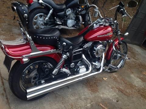 1995 Harley-Davidson Wide Glide