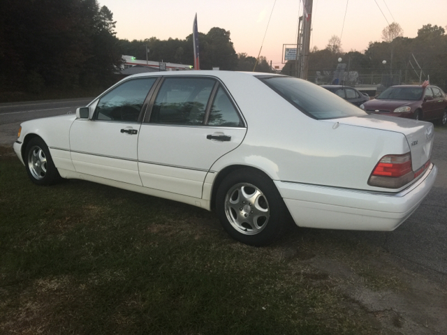 1997 Mercedes-Benz S-Class S320 LWB 4dr Sedan - Statesville NC