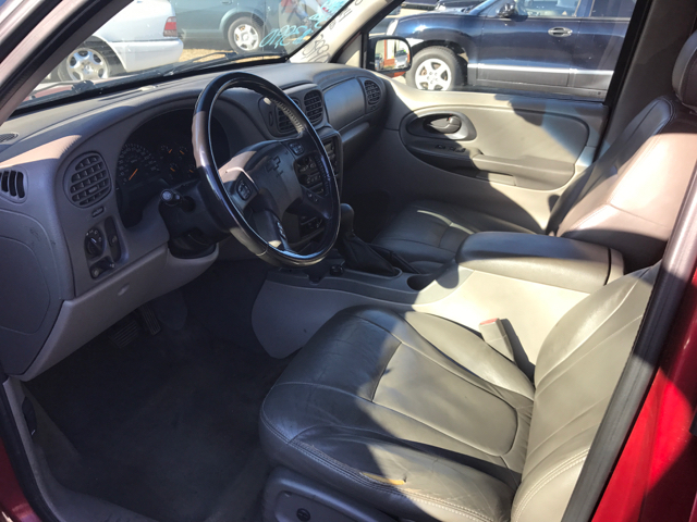 2003 Chevrolet TrailBlazer EXT LT 4WD 4dr SUV - Statesville NC