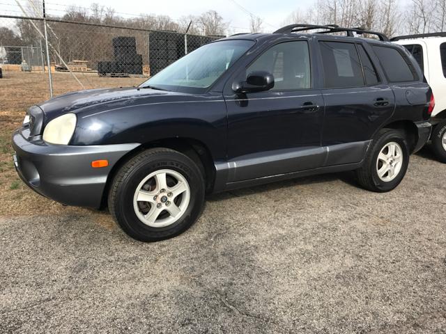 2004 Hyundai Santa Fe LX AWD 4dr SUV - Statesville NC