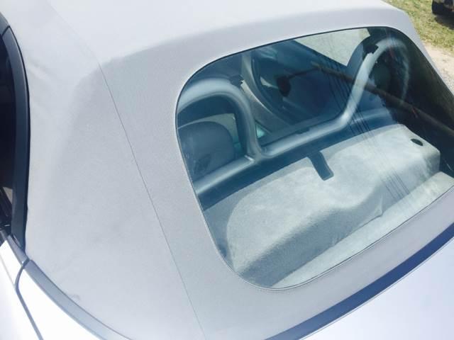 1999 Porsche Boxster 2dr Convertible - Statesville NC