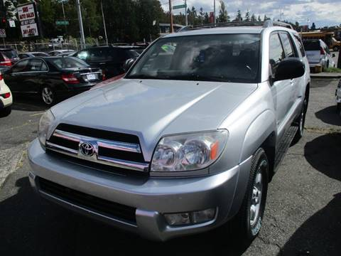 2005 Toyota 4Runner for sale in Seattle, WA