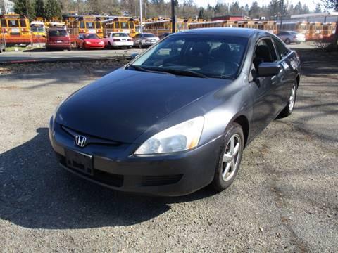 2004 Honda Accord for sale in Seattle, WA