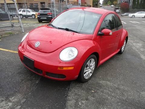 2009 Volkswagen New Beetle for sale in Seattle, WA