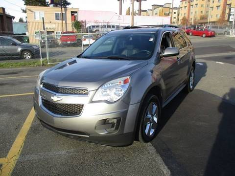 2012 Chevrolet Equinox for sale in Seattle, WA