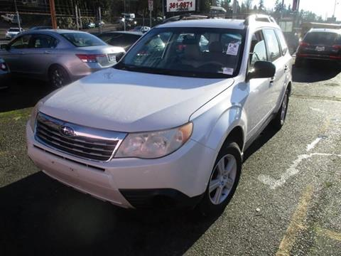2010 Subaru Forester for sale in Seattle, WA