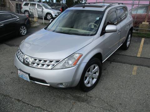 2007 Nissan Murano for sale in Seattle, WA