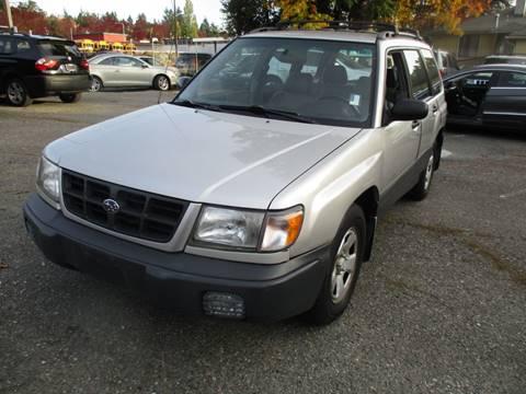 1999 Subaru Forester for sale in Seattle, WA