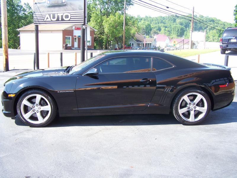 2010 Chevrolet Camaro SS 2dr Coupe w/2SS - Blountville TN