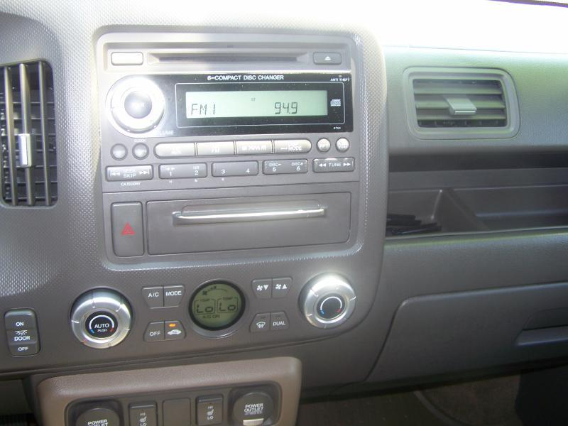2006 Honda Ridgeline AWD RTL 4dr Crew Cab - Blountville TN