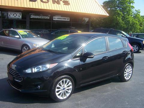 2014 Ford Fiesta for sale in Blountville, TN