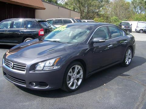 2012 Nissan Maxima for sale in Blountville, TN